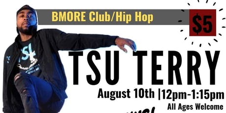 TSU Terry Master Class- SSupreme Dance Studio Grand Opening tickets