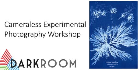 Cameraless Experimental Photography Workshop tickets