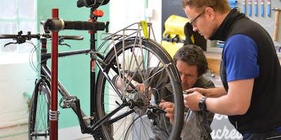 Basic Bike Maintenance - Saturday Course