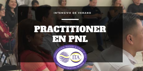 Practitioner en PNL intensivo  entradas
