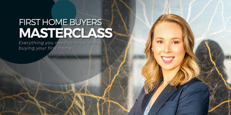 First Home Buyers Melbourne Masterclass tickets