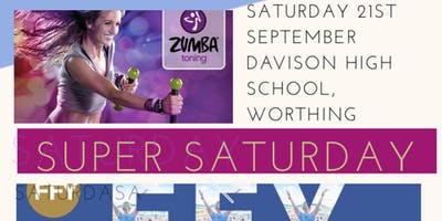 Super Saturday Fitness Event