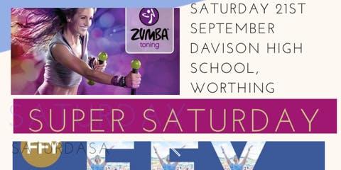 Super Saturday Fitness Event