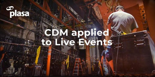 CDM applied to live events