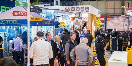 ConstructionBOS UK Construction Week 2019 tickets