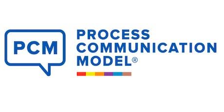 Comment leur dire? Avec Process Communication Model (2 & 3 octobre 2019) billets