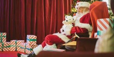 """The Snowman"" Santa's Grotto"