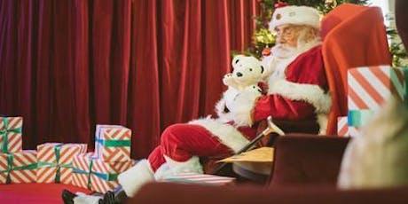 """The Snowman"" Santa's Grotto tickets"