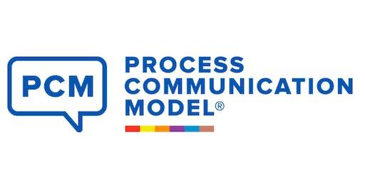 Conférence découverte du modèle Process Communication (5 septembre 2019)