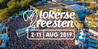 Lokerse Feesten, zaterdag 3 augustus (via Lokerse Feesten vzw)