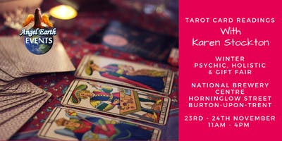 Tarot Card Readings with Karen Stockton