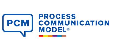 Comment leur dire? Avec Process Communication Model (Niveau 1 - 7, 21 & 28 octobre 2019) billets