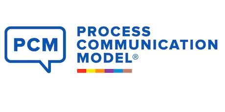 Perfectionnement à la Process Communication (Niveau 2 - 4 & 5 novembre 2019)  billets