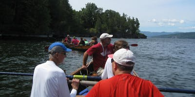DAY ROW TO KINGSLAND BAY STATE PARK