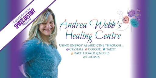 One or Two Day Introduction to Crystals and Self-Development Workshop