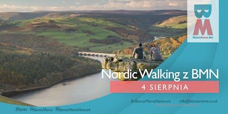 Nordic Walking w Peak District z BiznesMama Network tickets