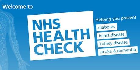 Gateshead NHS Health Checks Annual Update Training  tickets