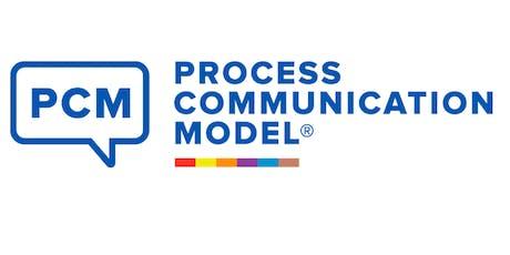 Devenez formateur certifié Process Communication  PCM (6, 7, 20 & 21 mai, 10 & 11 juin 2020 ) billets