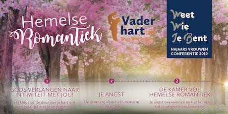WWJB Vrouwenconferentie 2019 - Hemelse romantiek tickets