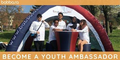 Become A Youth Ambassador