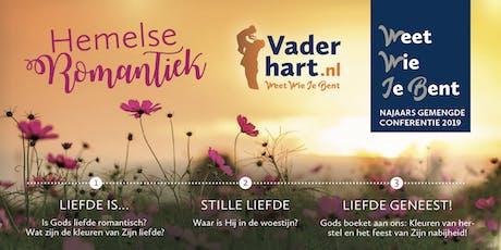 WWJB Gemengde Conferentie 2019 - Hemelse romantiek tickets