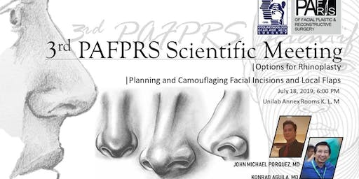 3rd PAFPRS Scientific Meeting for 2019