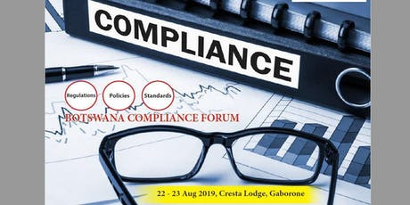 Botswana Compliance Forum tickets