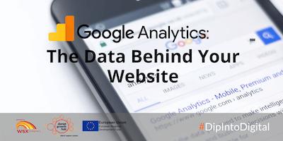Google Analytics: The Data Behind Your Website - Wimborne - Dorset Growth Hub