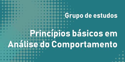 Grupo de estudos - Princípios básicos de Análise