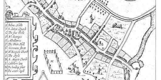 Cromwell's Huntingdon Guided Walk