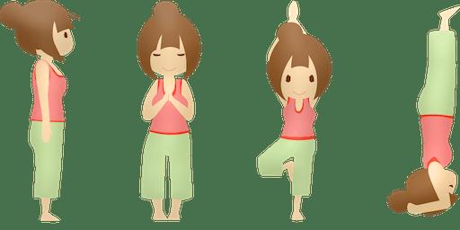 Story Telling Yoga with Shirley Halse