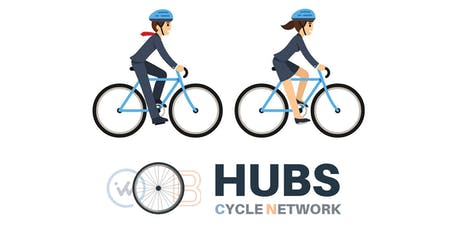 Hubs Cycle Network - August Ride tickets