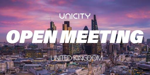 Unicity Open Meeting - United Kingdom