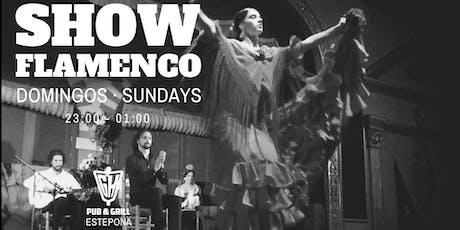 Noche flamenca en GK Live Estepona entradas