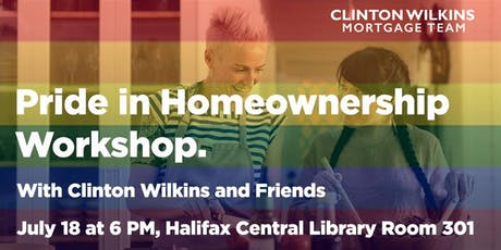 Pride in Homeownership Workshop tickets