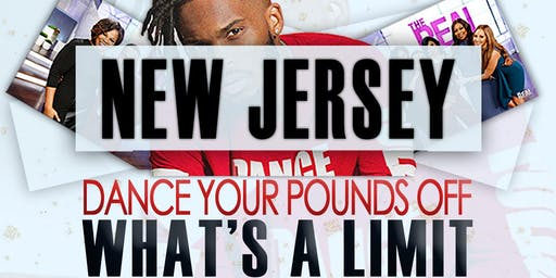 DANCE YOUR POUNDS OFF hits NEW JERSEY (5PM CLASS ADDED)