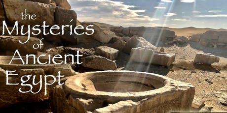 The Mysteries of Ancient Egypt tickets