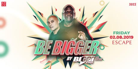 Be Bigger by Biggi - Summer Special tickets