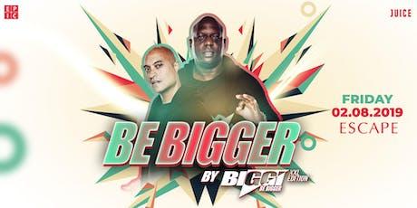 Be Bigger by Biggi - Summer Special tickets