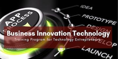 Tech Entrepreneur Start-Up Training Informational Session