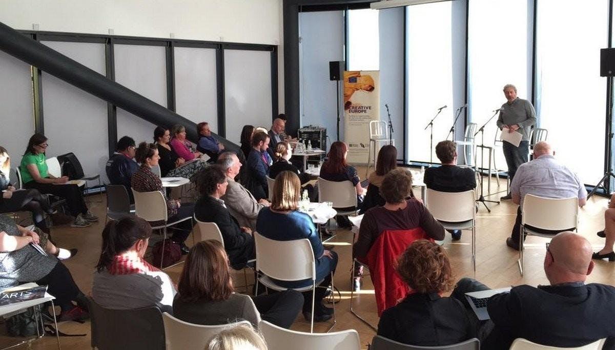 Creative Europe Culture Information Seminar - London