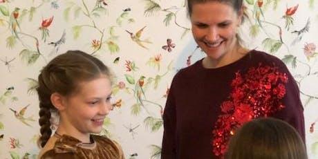 SPECIAL TABLE - OUDERS & KINDEREN, met Anke Van Oevelen tickets