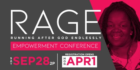 RAGE Women's Empowerment Conference  tickets