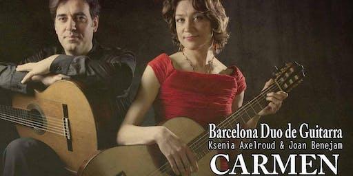 Barcelona Dúo de Guitarra; Carmen