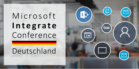 Microsoft Integrate Deutschland 2019 Tickets