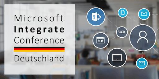 Microsoft Integrate Deutschland 2019