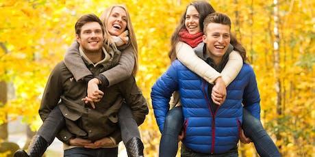 Finden Sie die richtige Beziehungsform für sich und Ihren Partner! (B04) Tickets