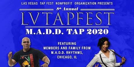 Tap Dance Festival - M.A.D.D. Tap 2020 tickets