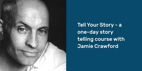 Tell Your Story – a one-day story telling course with Jamie Crawford tickets