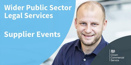 RM3788 WPS Legal Services Supplier Event - Scotland tickets